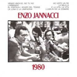 Enzo Jannacci, 1980 [DOCUMENTO SONORO]
