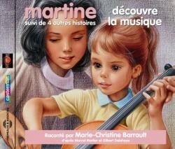 Martine découvre la musique [DOCUMENTO SONORO]