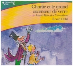 Charlie et le grand ascenseur de verre [DOCUMENTO SONORO]