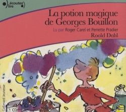 La potion magique de Georges Bouillon [DOCUMENTO SONORO]