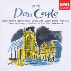 Don Carlo [DOCUMENTO SONORO]