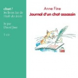Journal d'un chat assassin [DOCUMENTO SONORO]