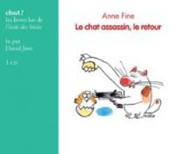 Le chat assassin, le retour [DOCUMENTO SONORO]