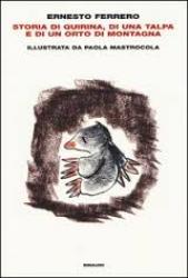 Storia di Quirina, di una talpa e di un orto di montagna