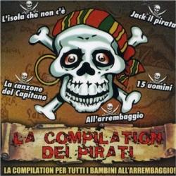 La compilation dei pirati [DOCUMENTO SONORO]