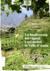 La biodiversità nei vigneti e nei meleti in Valle d'Aosta
