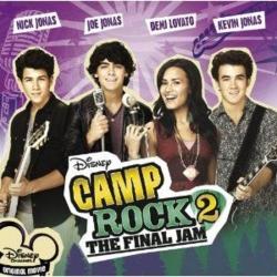 Camp rock 2 [DOCUMENTO SONORO]
