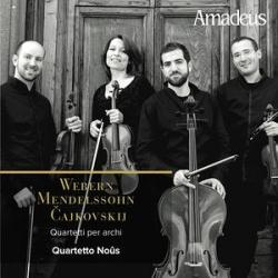 Webern, Mendelssohn, Cajkovskij [DOCUMENTO SONORO]