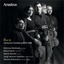 Variazioni Goldberg BWV 988 [DOCUMENTO SONORO]
