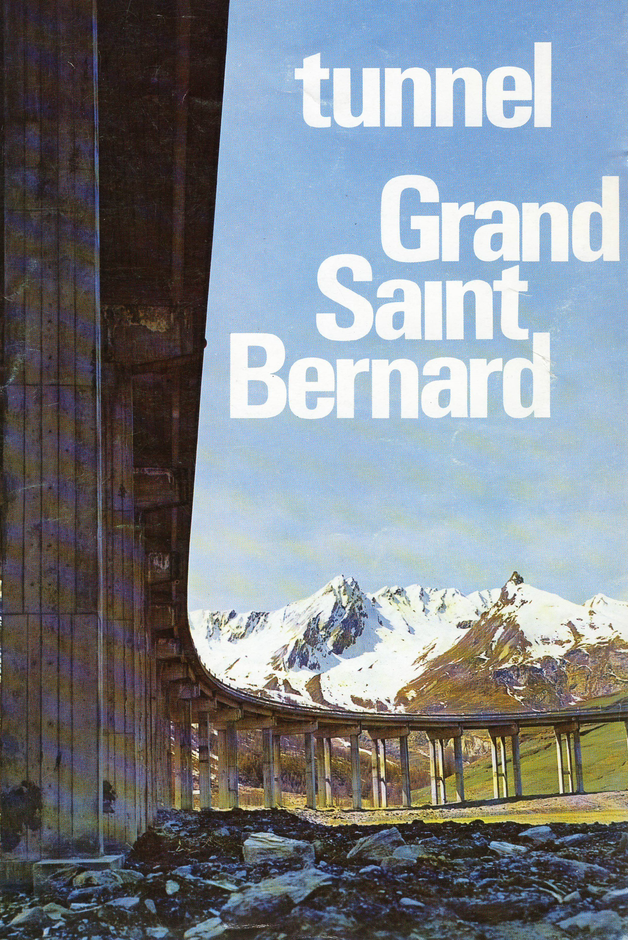 Tunnel Grand Saint Bernard
