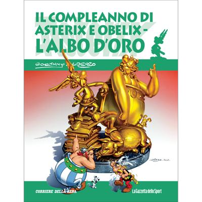 Il compleanno di Asterix e Obelix