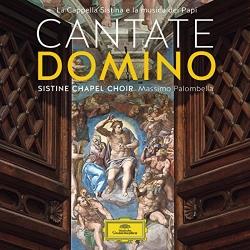 Cantate Domino [DOCUMENTO SONORO]