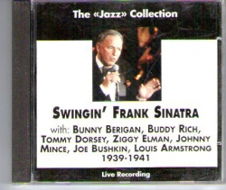 Swingin' Frank Sinatra [DOCUMENTO SONORO]
