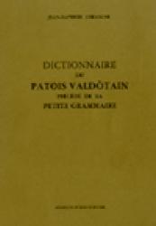 Dictionnaire du patois valdôtain