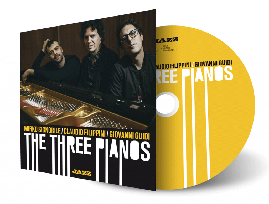 The three pianos [DOCUMENTO SONORO]