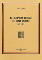 La Déclaration gallicane du clergé valdôtain de 1661