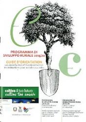 Programma di sviluppo rurale della Valle d'Aosta, 2014/2020