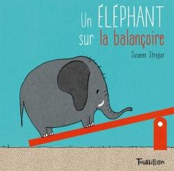 Un éléphant sur la balançoire