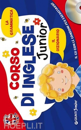 Corso d'inglese junior [MULTIMEDIALE]