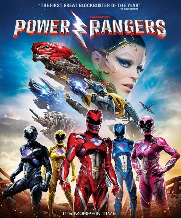 Power rangers [VIDEOREGISTRAZIONE]