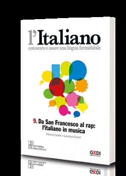 9: Da san Francesco al rap: l'italiano in musica