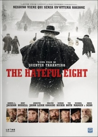 The hateful eight [VIDEOREGISTRAZIONE]