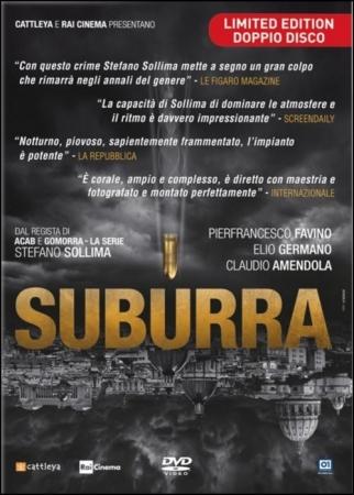Suburra [VIDEOREGISTRAZIONE]