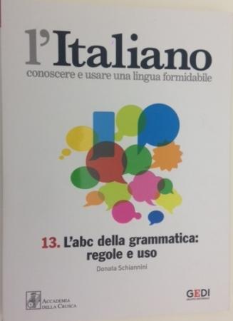 13: L'ABC della grammatica: regole e uso
