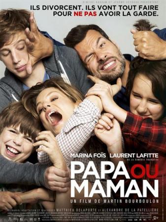 Papa ou maman 2 [VIDEOREGISTRAZIONE]