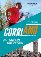 3: L'importanza dello stretching