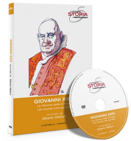 Giovanni XXIII [VIDEOREGISTRAZIONE]