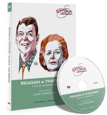 Reagan e Thatcher [VIDEOREGISTRAZIONE]
