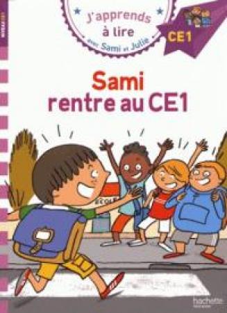 Sami rentre au CE1