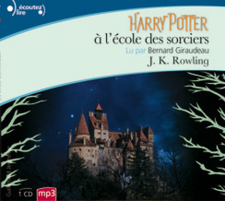 Harry Potter à l'école des sorciers [DOCUMENTO SONORO]