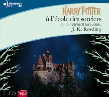 Harry Potter à l'école des sorciers [DOCUMENTO SONORO]
