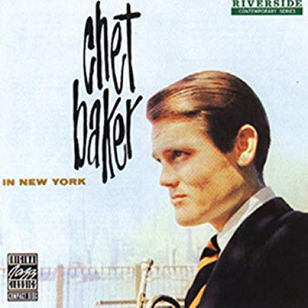 Chet Baker in New York [DOCUMENTO SONORO]