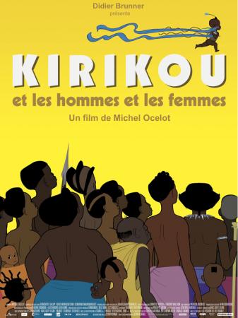 Kirikou et les hommes et les femmes [VIDEOREGISTRAZIONE]