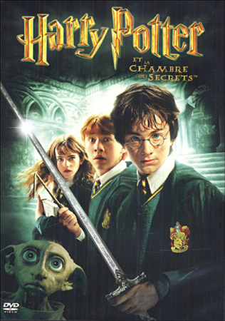 Harry Potter et la chambre des secrets [VIDEOREGISTRAZIONE]