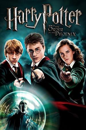 Harry Potter et l'ordre du Phénix  [VIDEOREGISTRAZIONE]
