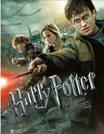 Harry Potter et les réliques de la mort [VIDEOREGISTRAZIONE]