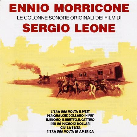 Le colonne sonore originali dei film di Sergio Leone [DOCUMENTO SONORO]