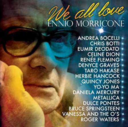 We all love Ennio Morricone [DOCUMENTO SONORO]
