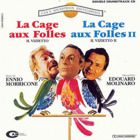 La cage aux folles [DOCUMENTO SONORO]