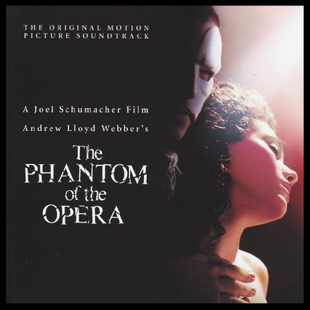 The phantom of the Opera [DOCUMENTO SONORO]
