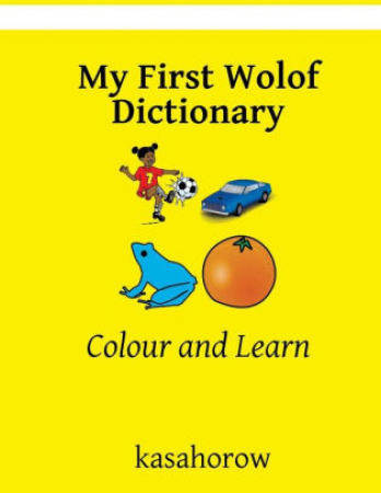 My first wolof dictionary