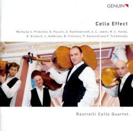 Cello effect [DOCUMENTO SONORO]