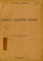L'abate Giuseppe Henry
