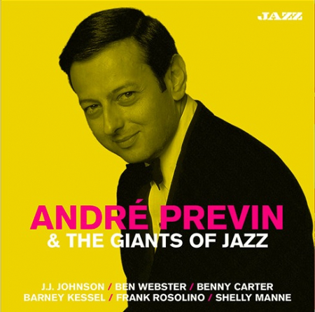 André Previn & the giants of jazz [DOCUMENTO SONORO]