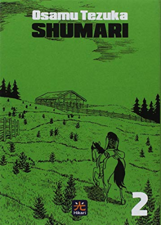 Shumari / Osamu Tezuka. 2