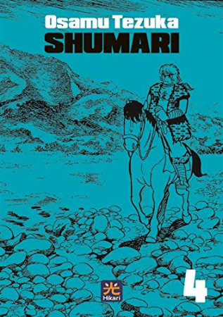 Shumari / Osamu Tezuka. 4